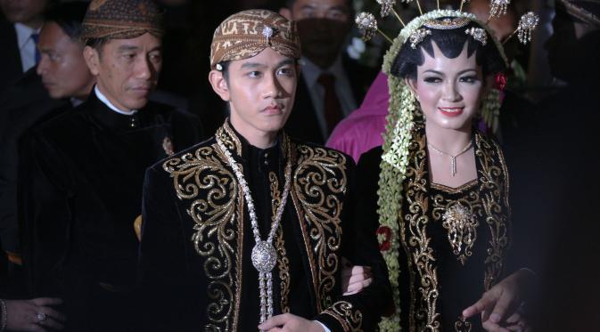 Portal Pernikahan Tradisional Khas Solo