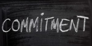 bangun komitmen di awal