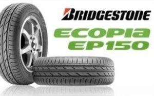 ban ecopia 150 dari bridgestone